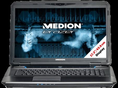 MEDION ERAZER X7833