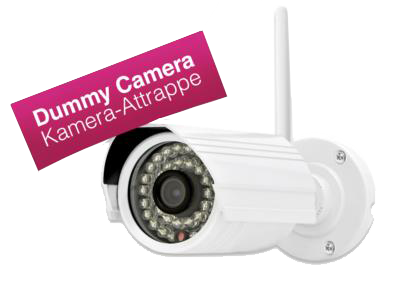 Videocamere finte