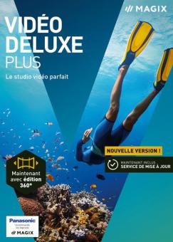 MAGIX Vidéo deluxe Plus, PC