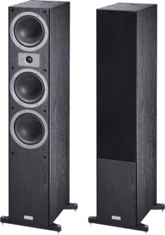 Magnat Tempus 77 - enceinte colonne Bass-reflex 3 voies - 22 - 45.000 Hz - noir