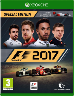 Xbox One - F1 2017 - Special Edition /I