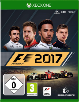 Xbox One - F1 2017 /D