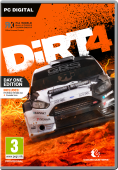 PC - DiRT 4 - Day 1 Edition /F