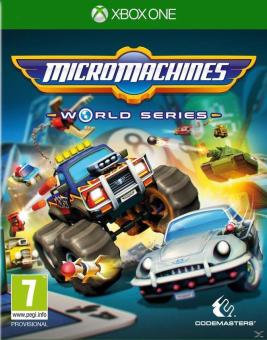 Micro Machines World Series, Xbox One [Versione tedesca]