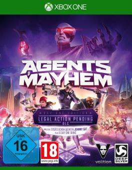 Xone Agents OF Mayhem D1 /M Action