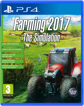 farming the simulation 2017 ps4 jeux ps4 strat gie simulation acheter bas prix. Black Bedroom Furniture Sets. Home Design Ideas