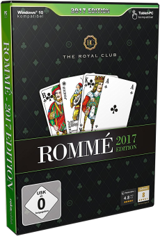 The Royal Club: Rommé 2017, PC [Versione tedesca]
