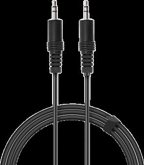 SPEEDLINK SL-170304-BK - Cavo audio - 2x 3.5 mm spina - Nero