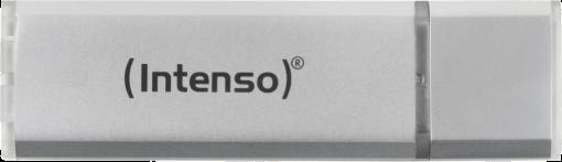 Intenso Alu Line - Chiavette USB - 4 GB - argento