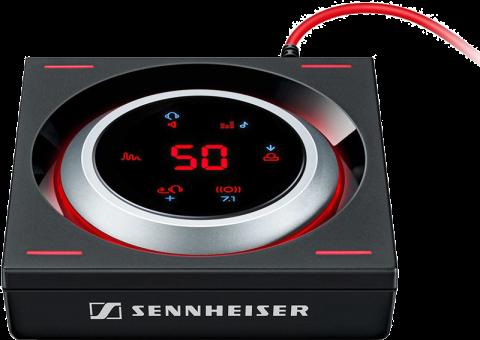 SENNHEISER GSX 1000 - Amplificateur audio - pour PC/MAC - noir
