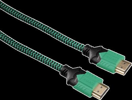 hama Câble HDMI™ haute vitesse Haute Qualité pour Xbox One, Ethernet, 2.5 m