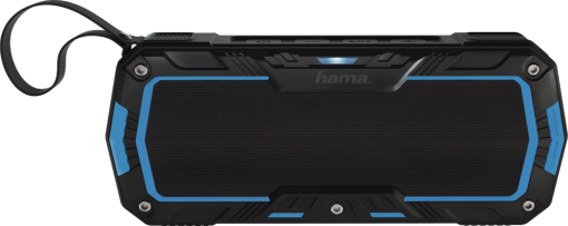 Hama Rockman-L Enceintes Bluetooth Bleu/noir