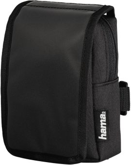 hama Custodia da bici per smartphone universale - Per dispositivi di larghezza da 8 cm a 14 cm - Nero