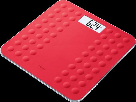 beurer GS 300 Glaswaage - bis 180 kg - coral günstig ...