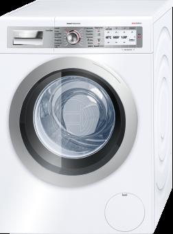 bosch way287w4ch waschmaschine energieeffizienzklasse a weiss g nstig kaufen 8 kg. Black Bedroom Furniture Sets. Home Design Ideas