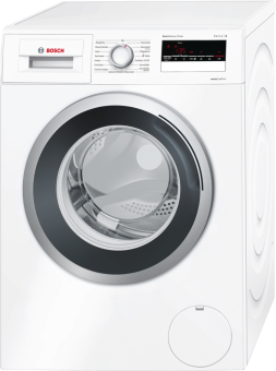 bosch wan28240ch lave linge capacit 8 kg blanc machine laver porte avant profondeur a. Black Bedroom Furniture Sets. Home Design Ideas