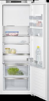siemens ki72lad30h frigo congelatori combinati da incasso norma euro 60 cm altezza nicchia. Black Bedroom Furniture Sets. Home Design Ideas