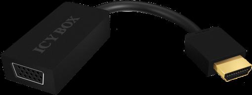 ICY BOX IB-AC502 - Noir