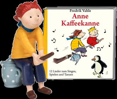 Boxine Tonie-Figure: Anne Kaffeekanne - Hörspiel [Version allemande]