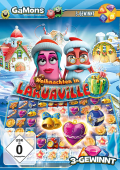 GaMons - Weihnachten in Laruaville, PC [Version allemande]