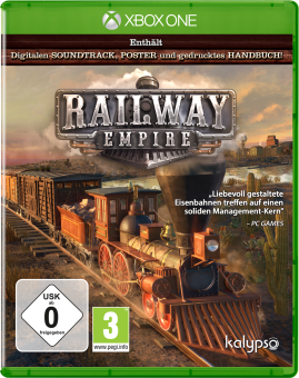 Railway Empire, Xbox One