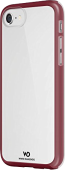 WHITE DIAMONDS Essential - pour iPhone 7 - French Burgundy