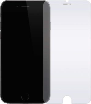 Black Rock SCHOTT 9H - Für Apple iPhone 6 Plus/7 Plus - Transparent