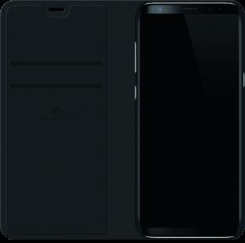 BLACK ROCK Booklet The Standard - Pour Samsung Galaxy S9 Plus - Noir
