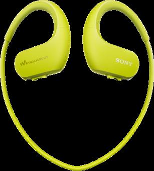 Sony Walkman NWW-S413, 4 GB, Lime Green