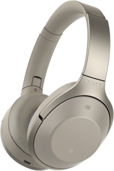 SONY MDR-1000X - Kopfhörer - Bluetooth - beige