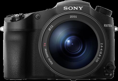 SONY Cyber-shot DSC-RX10 III - Appareil photo numérique - 20.1 MP - noir