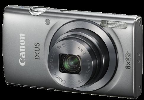 Canon IXUS 165, 20 MP, Silber
