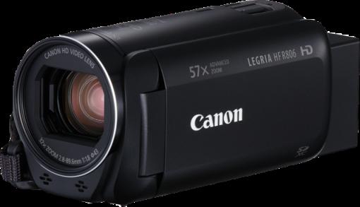 Canon LEGRIA HF R806 - Videocamere - Full HD - Nero