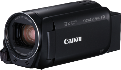 Canon LEGRIA HF R806 - Caméscope - Full HD - Noir