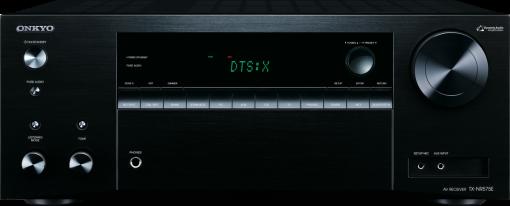 ONKYO TX-NR575E - Ricevitore di rete AV - Canale 7.2 - Nero