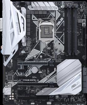 ASUS PRIME Z370-A - Carte mère - Intel® Z370 - Noir