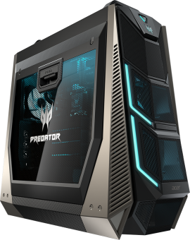Acer Predator Orion 9000_JEZ001 - Ordinateur Gaming - Noir