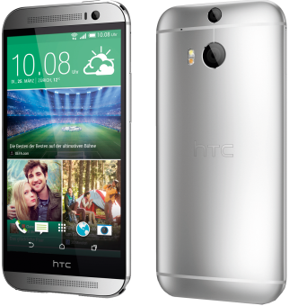 htc one m8 dual sim android smartphone 16 gb glacial. Black Bedroom Furniture Sets. Home Design Ideas