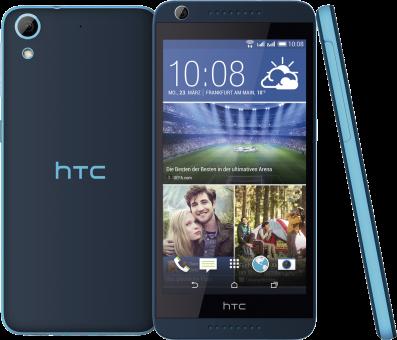HTC Desire 626G Dual Sim - Android Smartphone - 8 GB - Blau