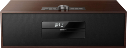 philips btb4800 12 mini stereoanlage mit bluetooth. Black Bedroom Furniture Sets. Home Design Ideas