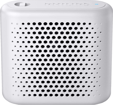 PHILIPS BT55W/00 - Altoparlante - Bluetooth - Bianco