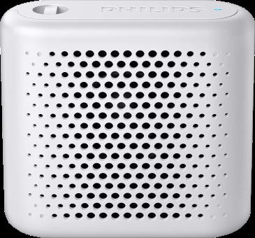 PHILIPS BT55W/00 - Enceinte - Bluetooth - Blanc