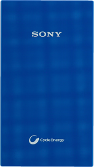 SONY CP-V5A, blau