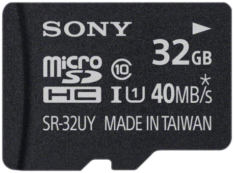 SONY SR32UYA Scheda di memoria flash, 32 GB
