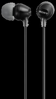 SONY MDR EX15LP, schwarz