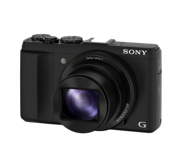 SONY Cyber-shot DSC-HX50V, 20.4 MP, Schwarz
