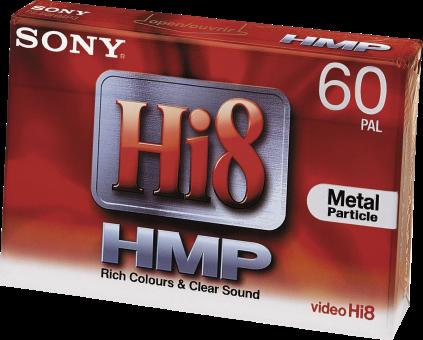 SONY Hi8mm P5-60 HMP