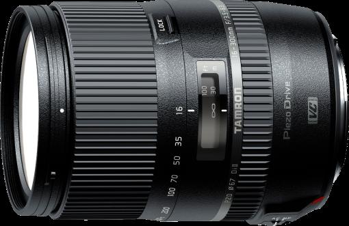 TAMRON 16-300mm, f/3.5-6.3 Di II VC PZD, Nikon F