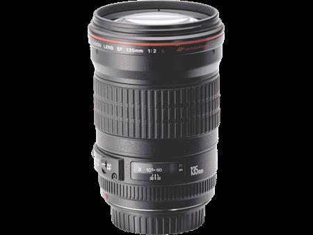 Canon 135Mm/f2.0 EF L USM