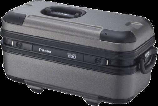 Canon valigia 800
